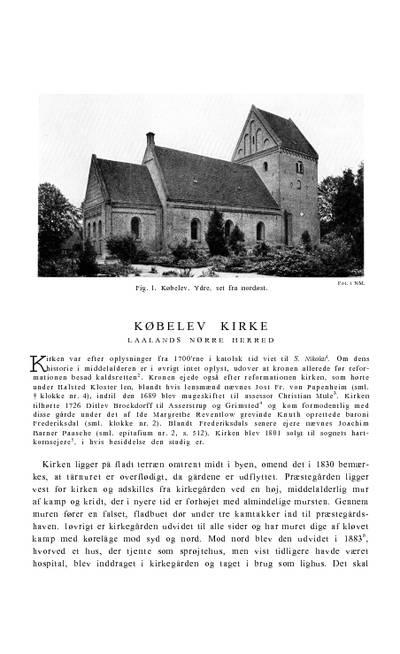 Købelev Kirke