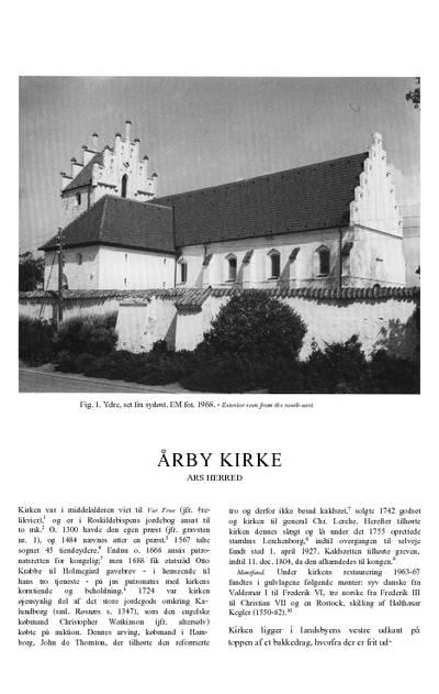 Årby Kirke