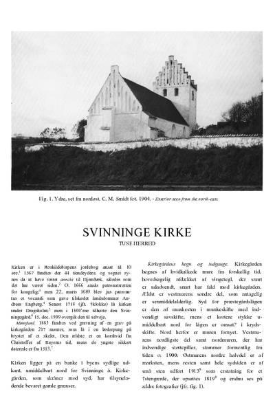 Svinninge Kirke