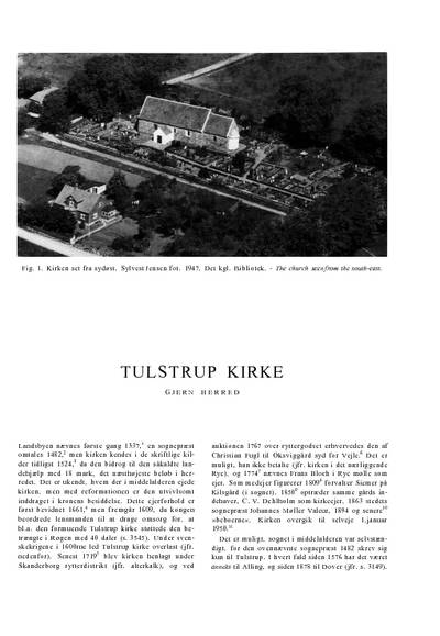 Tulstrup Kirke (Gjern Hrd.)