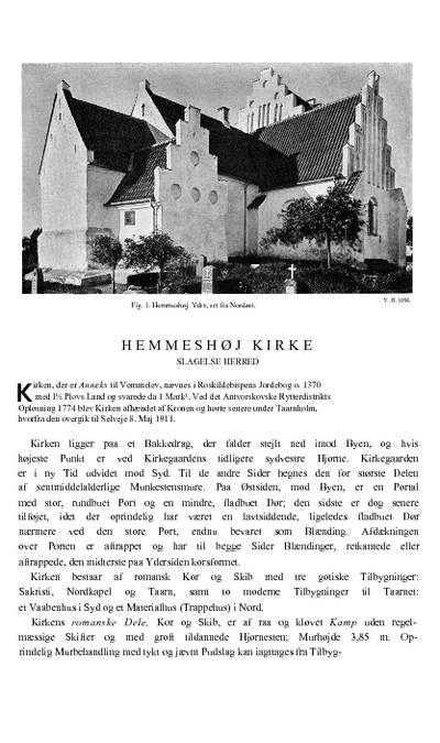 Hemmeshøj Kirke