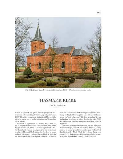 Hasmark Kirke