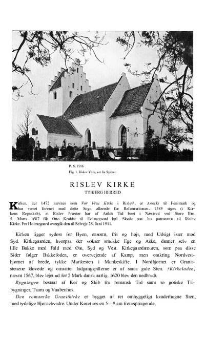 Rislev Kirke