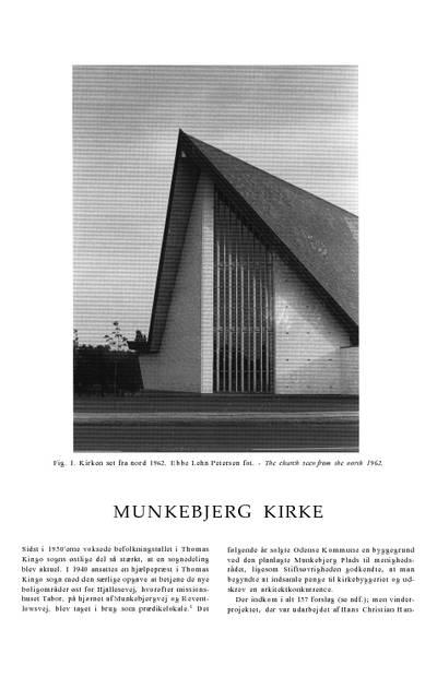 Munkebjerg Kirke