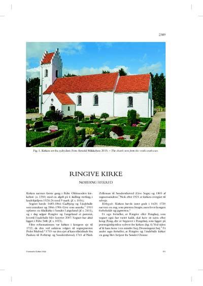 Ringive Kirke