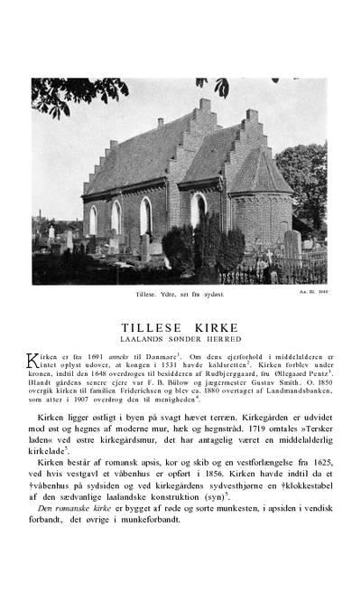 Tillitse Kirke