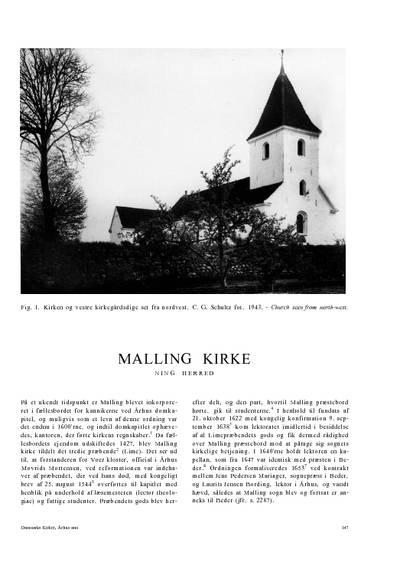 Malling Kirke