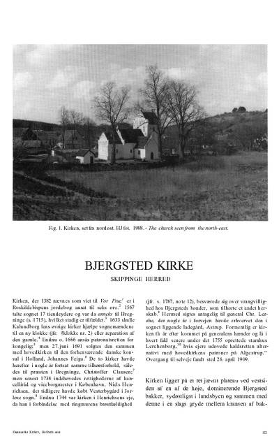 Bjergsted Kirke