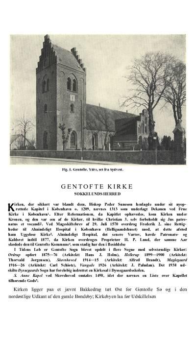 Gentofte Kirke