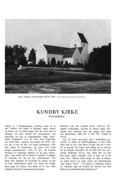 Kundby Kirke