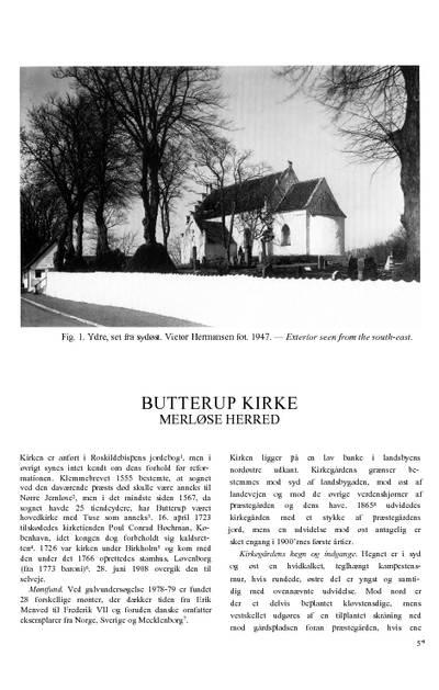Butterup Kirke