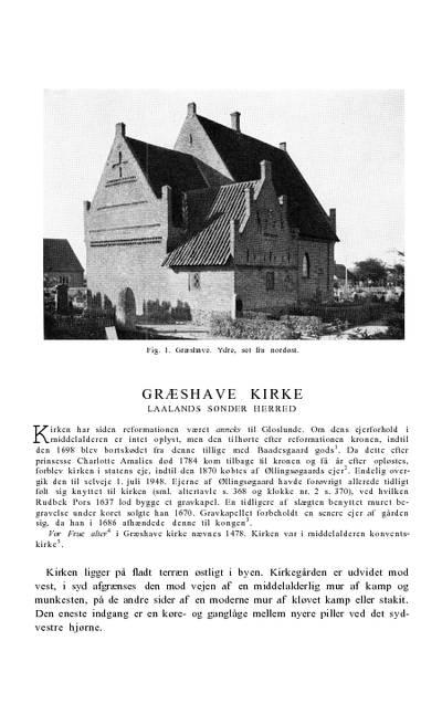 Græshave Kirke