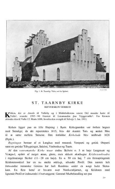 St. Tårnby Kirke