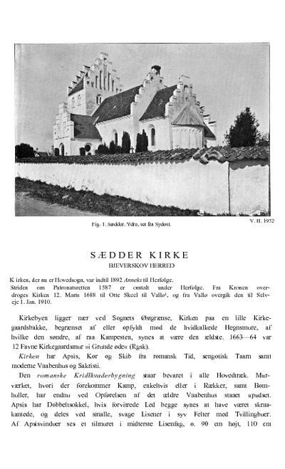 Sædder Kirke