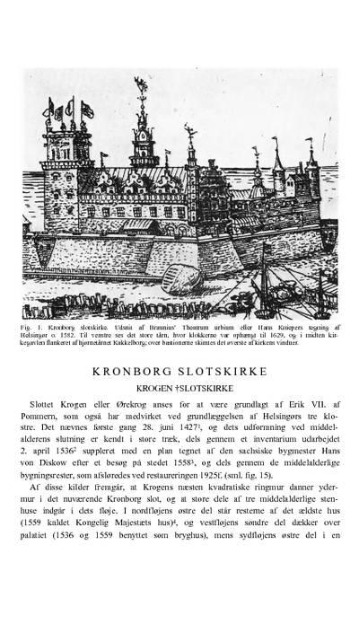 Kronborg Slotskirke