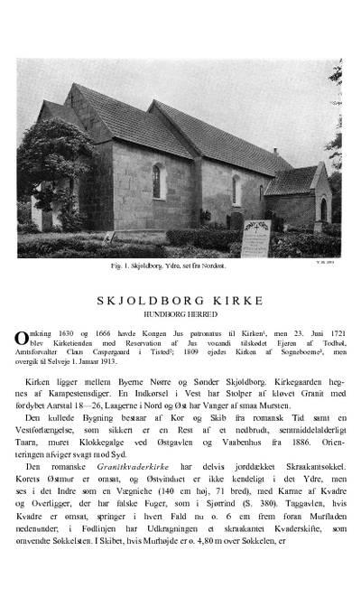 Skjoldborg Kirke