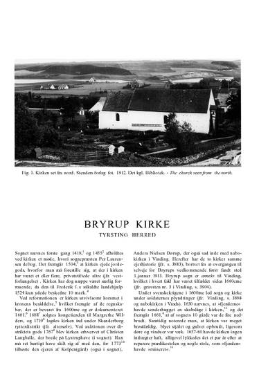 Bryrup Kirke