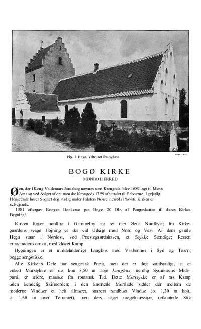 Bogø Kirke