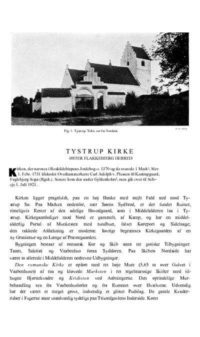 Tystrup Kirke
