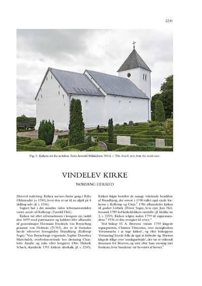 Vindelev Kirke