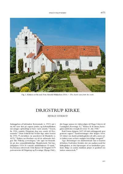 Drigstrup Kirke