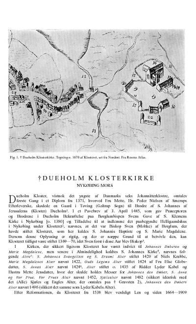 Dueholm Klosterkirke