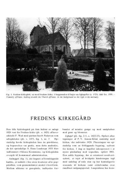 Fredens Kirkegård