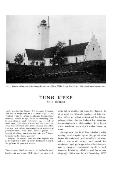 Tunø Kirke