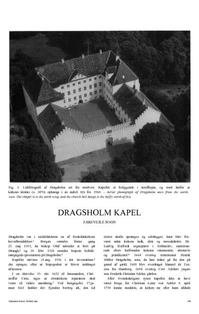 Dragsholm kapel