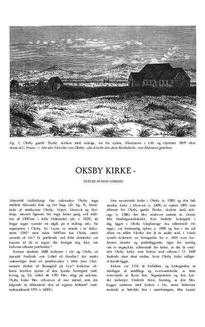 Oksby Kirke