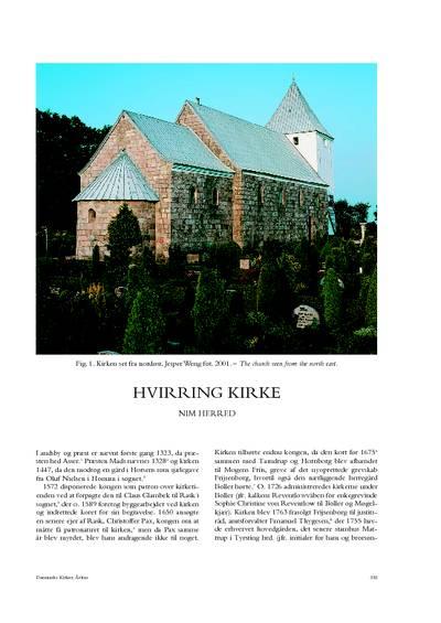 Hvirring Kirke