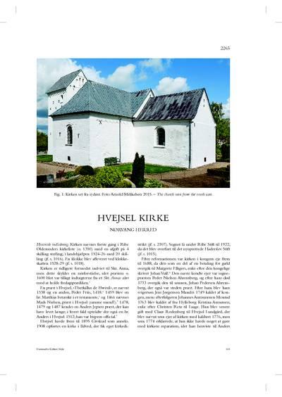 Hvejsel Kirke