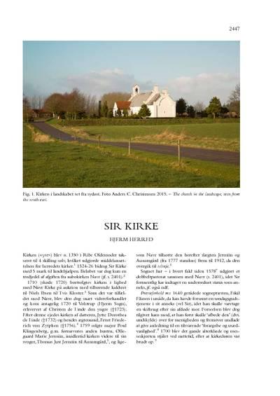 Sir Kirke