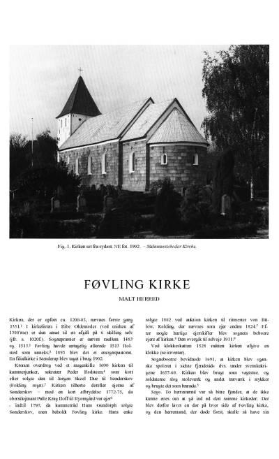 Føvling Kirke