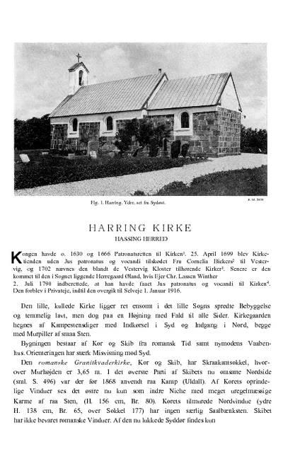 Harring Kirke