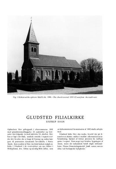 Gludsted Filialkirke