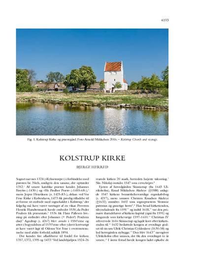 Kølstrup Kirke