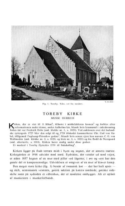 Toreby Kirke