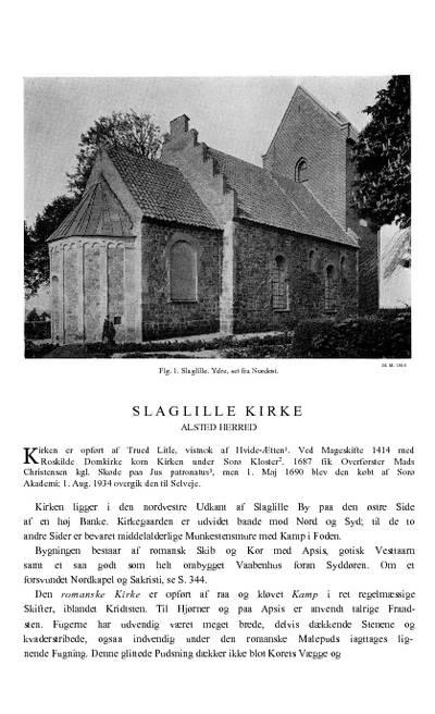 Slaglille Kirke