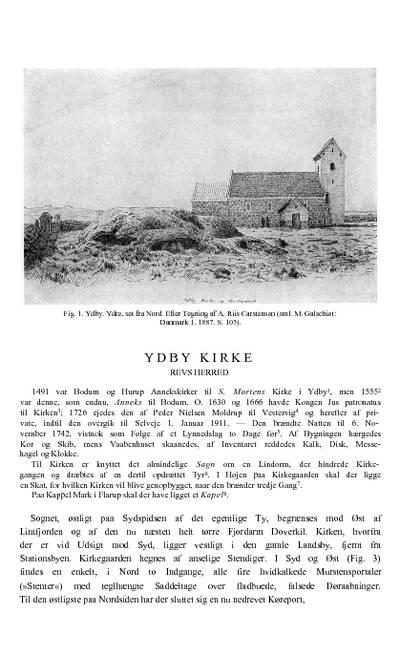 Ydby Kirke