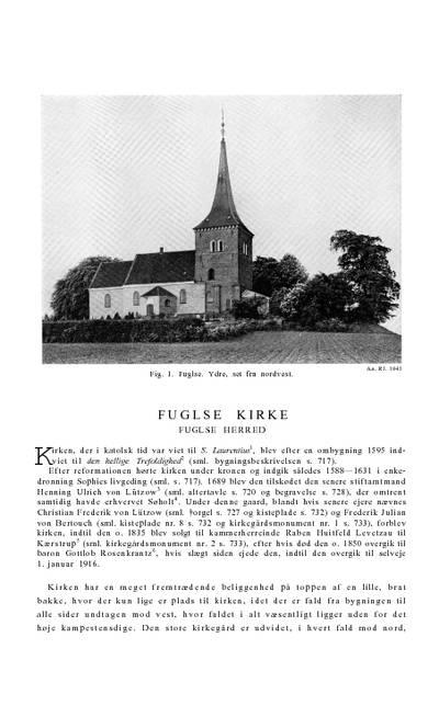 Fuglse Kirke