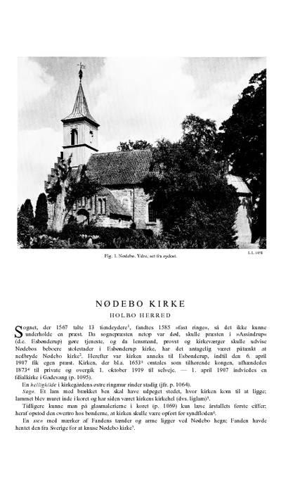 Nødebo Kirke
