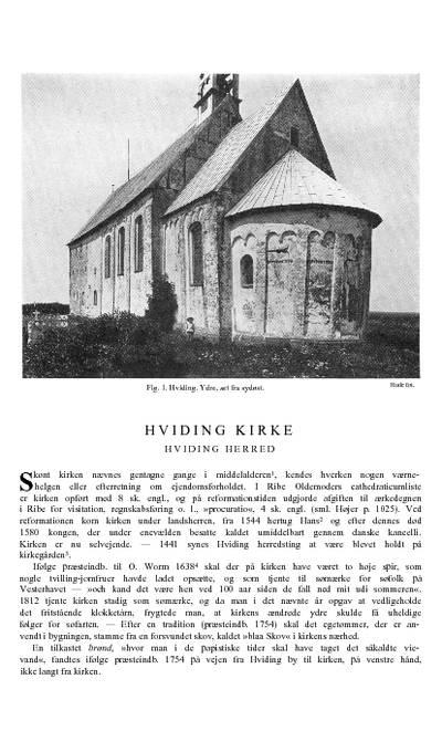 Hviding Kirke