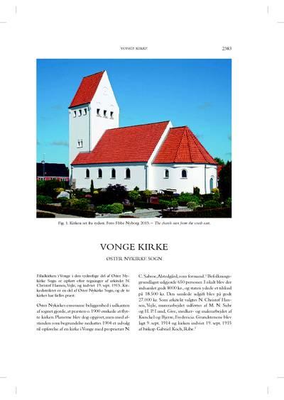 Vonge Kirke