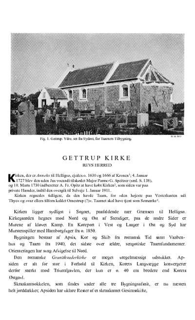 Gettrup Kirke