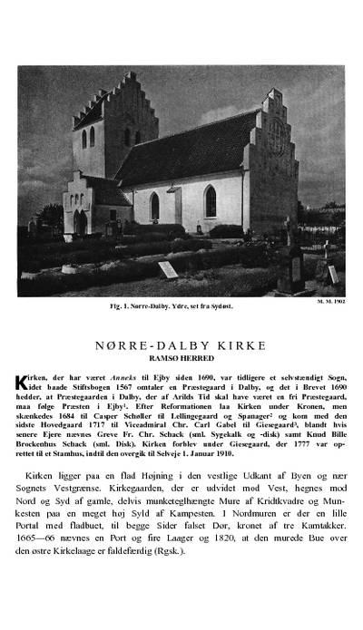 Nørre Dalby Kirke