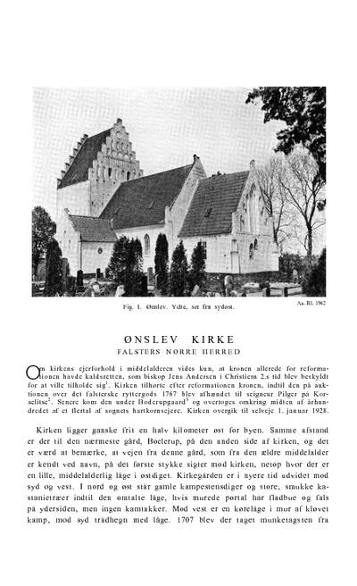 Ønslev Kirke