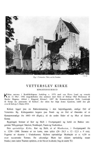 Vetterslev Kirke