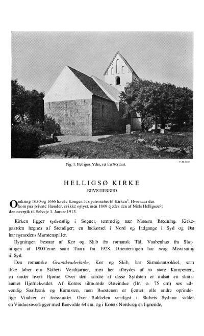 Helligsø Kirke