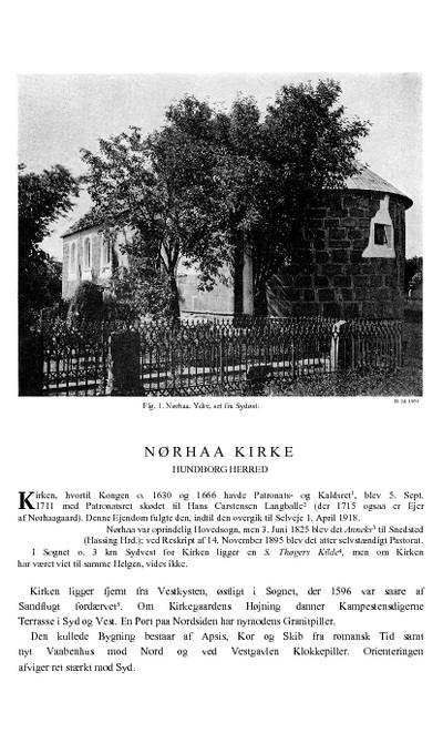 Nørhå Kirke